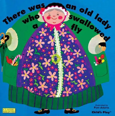 Sunday Singalong: There Was an Old Lady