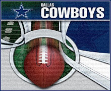 The Dallas Cowboys...