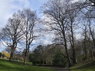 Wallsend Civic Hall Grounds