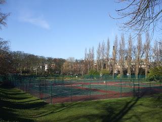 Leazes Park