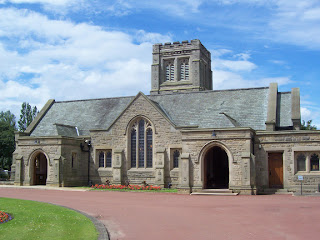 Newcastle's West Road Crematorium