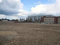 Scottish and Newcastle Breweries demolition