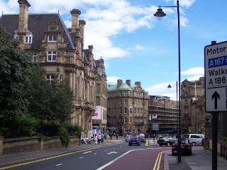 The site of the now demolished Westgate House