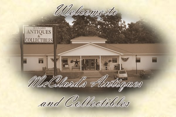 McClard's Antiques and Collectibles