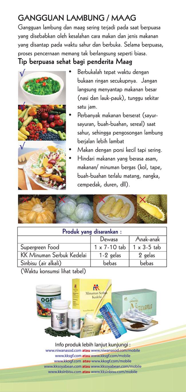 Tips Tetap Sehat Selama Ramadhan