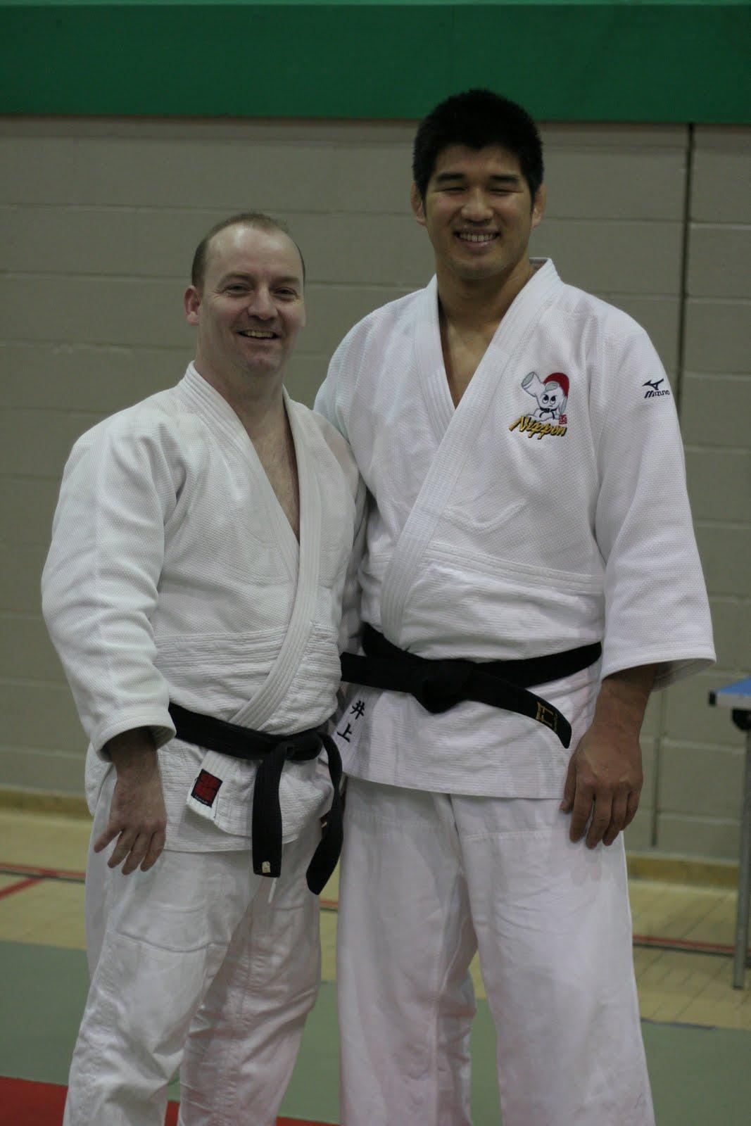 Manchester Osteopaths Manchester Osteopath Meets Kosei Inoue