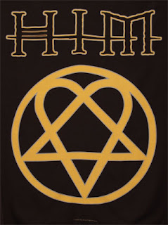 dc7fb4691 Heatagram is the symbol of a HIM Band and designed by Ville Valo. This is  the ancient symbols. The only logo that was adopted from a pentagram and  some may ...