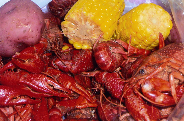 Crawfish anyone?