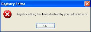 (How To) Re-Enable The Disabled Registry Editor in Windows