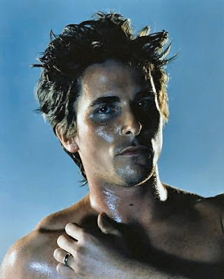 Answered Christian Bale beautiful wallpaper.