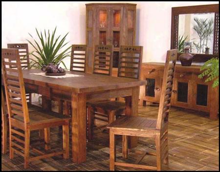 Jepara Furniture Dining Room
