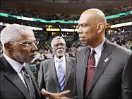 Greats of the NBA: Dr. J, Bill Russell, & Kareem!