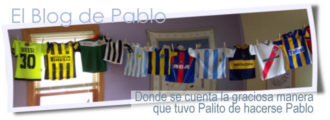 El blog de Pablo (Palito)