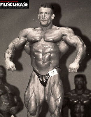 1996 Mr Olympia Contest Winner Dorian Yates - Muscle Base