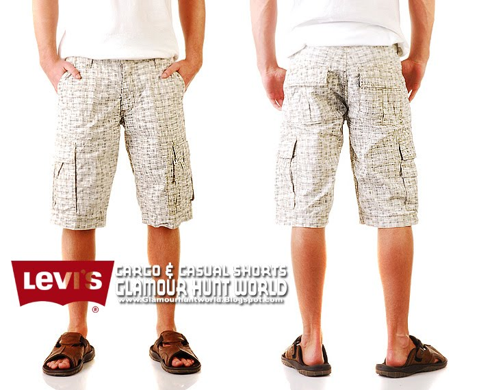 fe92c012 Levis Cargo & Casual Shorts 2010 | Cargo Shorts For Mens | Jeans Style  Shorts