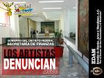 LOS ARTISTAS DENUNCIAN 2008