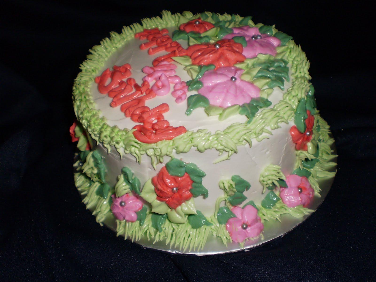 Craving Cakes With Noni Happy 46th Birthday Madam Asiah
