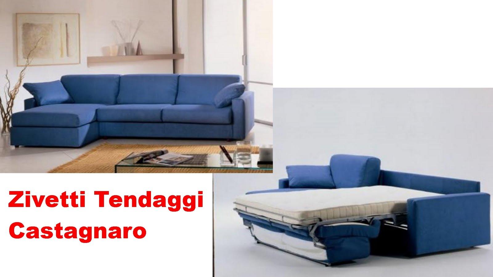 Tende materassi letti poltrone divani zilvetti tendaggi for Divani letto on line