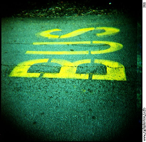 Street photography con la Holga 120 CFN