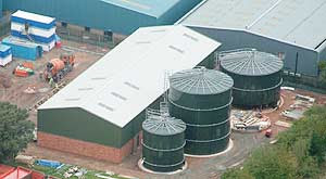 "Anaerobic Digestion ""Big Opportunity"" for Municipal Waste"