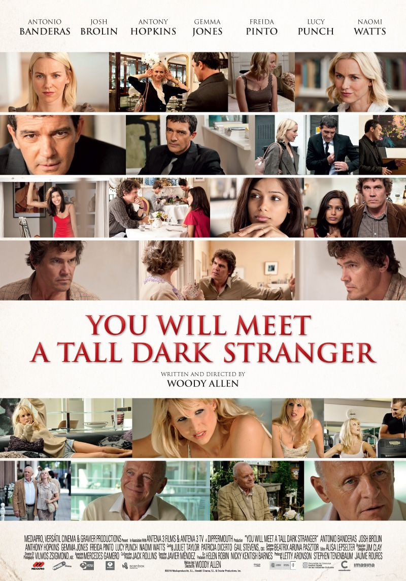you will meet a tall dark stranger metacritic