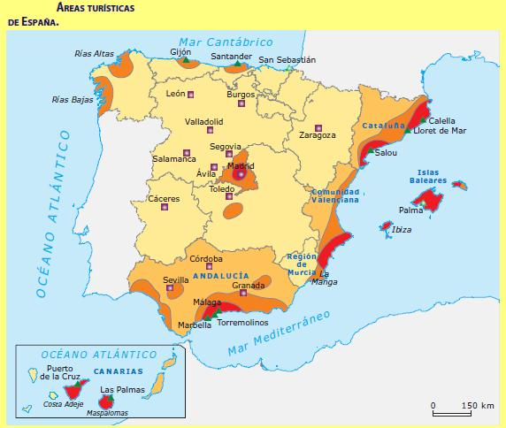 Resultado de imagen de blogspot, turismo españa