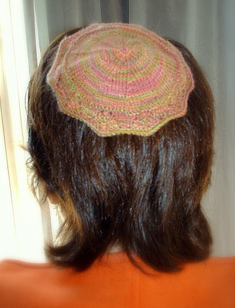 caroline hegwer: As Promised the Kippah Pattern (Free)