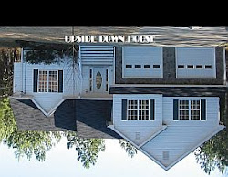upside down wallpapers houses amazing collections