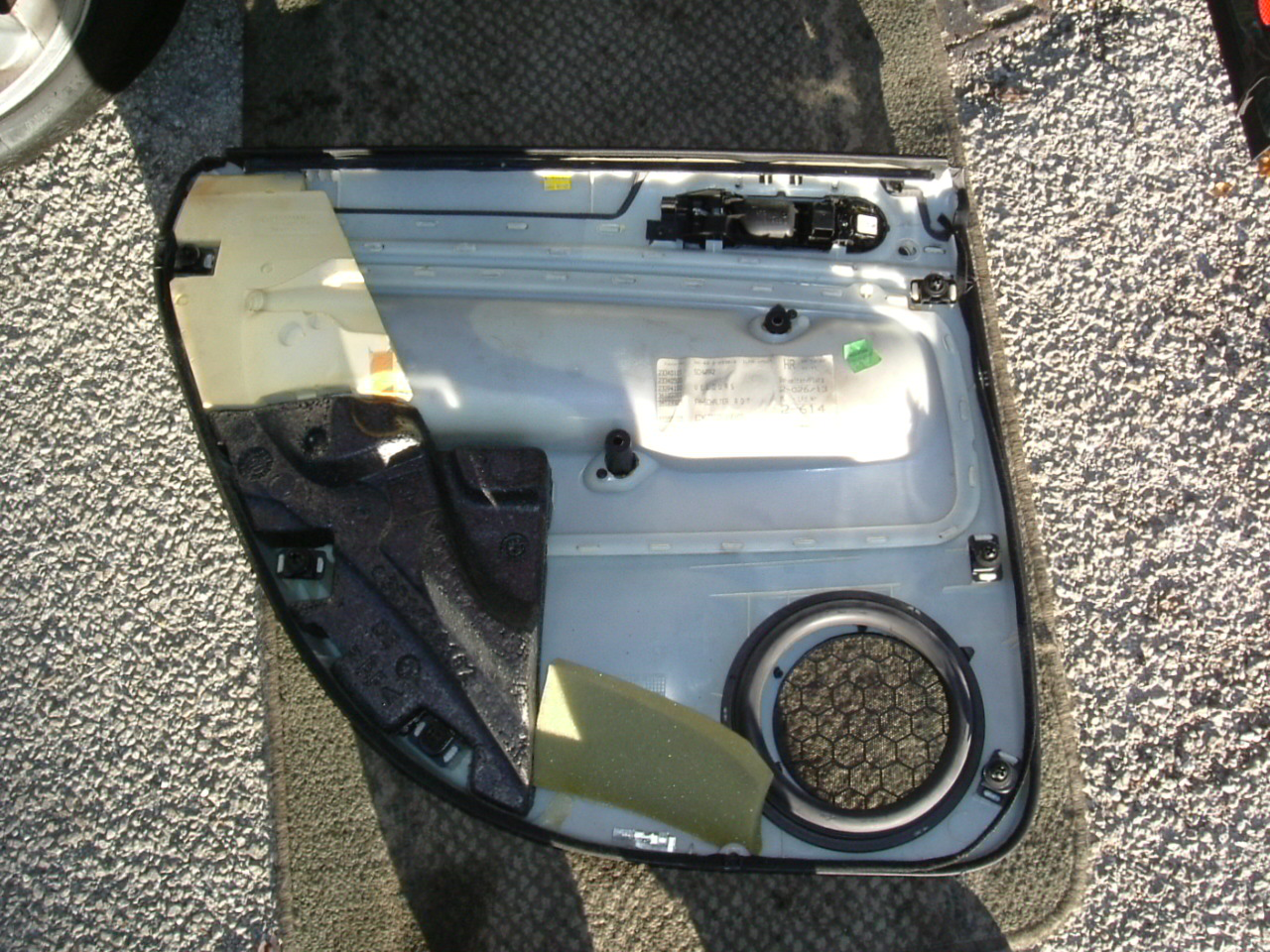 If Removing A Front Door Card There Is No Need To Pull Away The Wing  Mirrors Internal Cover As It Does Not Get In The Way And The Proceedure  Remains The ...