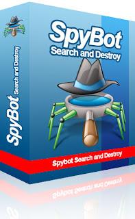 Spybot - Search & Destroy 1.5.2.20 Remova programas espiões que você nem imagina existirem no seu computador.