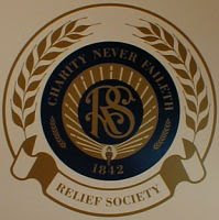 Relief Society Logo