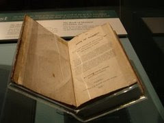 Original copy of Book of Mormon