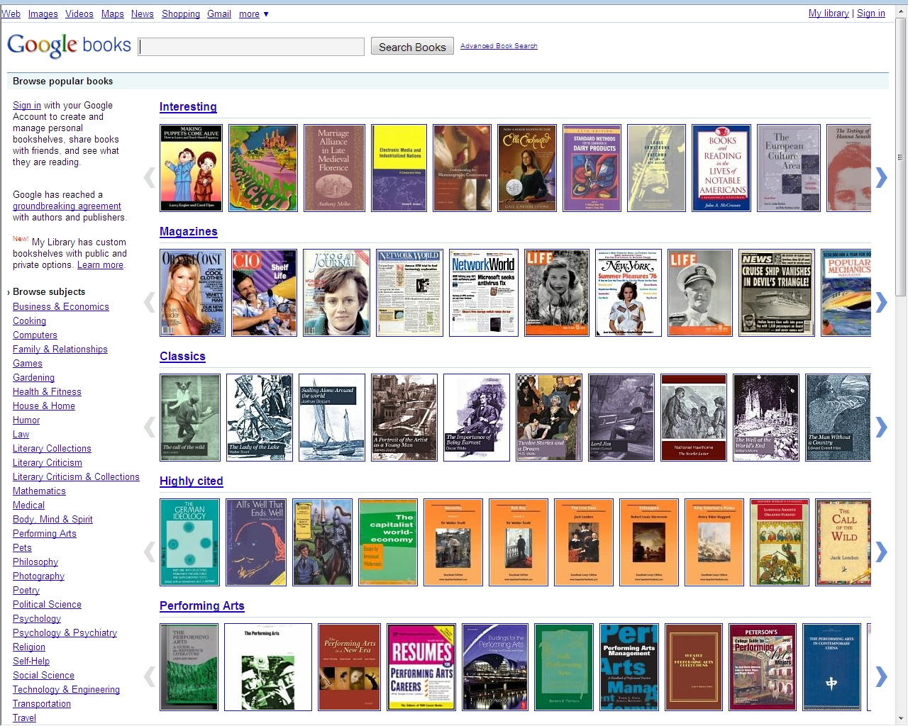 google books apps any read there pc