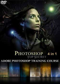 Photoshop Top Secret 4 in 1