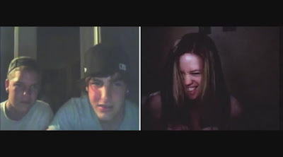 Chatroulette Reaction