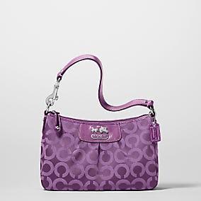 U S Bargain Shoppe Corner Coach Purple Collections