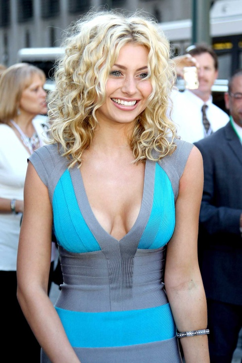 Aly michalka boobs