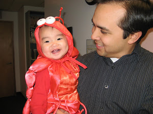 Cutest Lobster in the World
