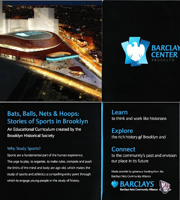 Synergy! Thanks to Barclays/Nets money, the Brooklyn