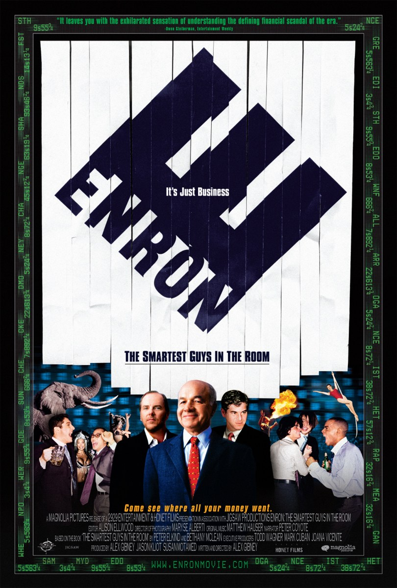 enron ask why We ask that you please do the following: til enron's slogan ironically was ask why, and was supposed to encourage people to question conventional wisdom.