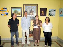 Artista invitado en la III Exposición Nacional Hotel Averroes por la Capitalidad cultural Córdoba