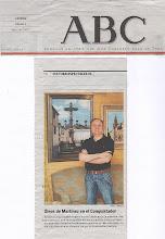 Exposición en el Hotel Conquistador de Córdoba.