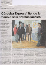 Manolo Martinez participa en el Proyecto CORDOBA EXPRESA