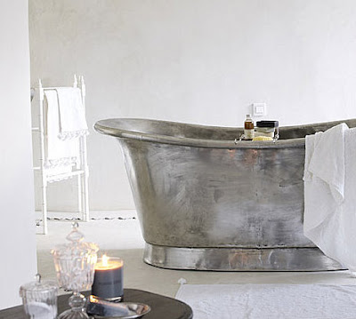 Kate's dream bath!