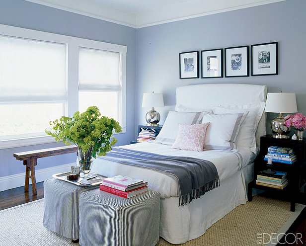 Brabourne Farm: Beautiful Blue Bedrooms