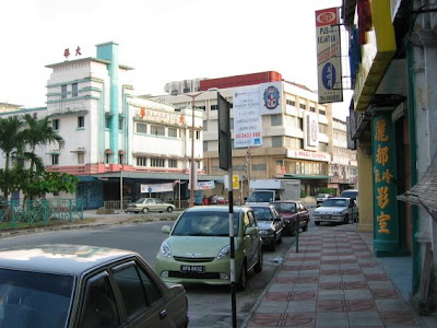 Ipoh Streets