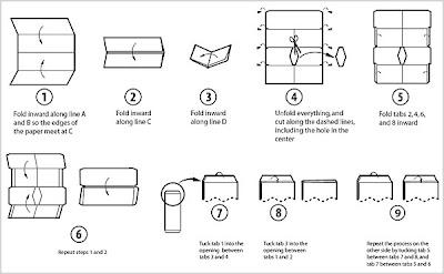 Tie me a Ribbon: Paper Wallet! - photo#36