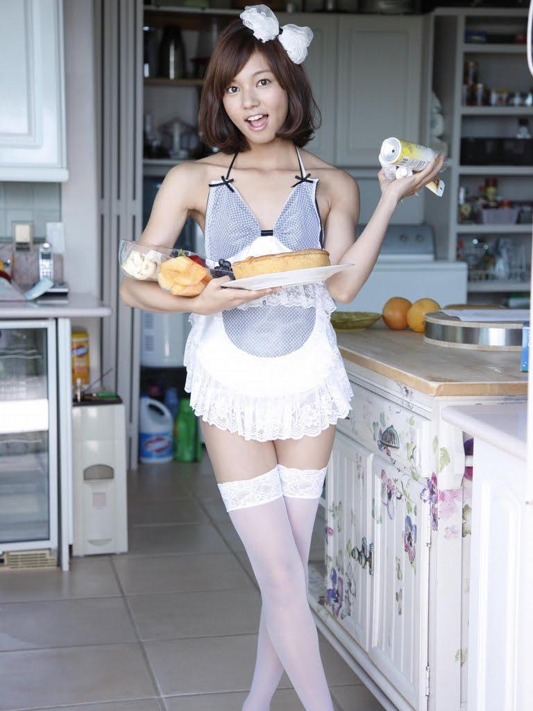 Naked Sexy Maid