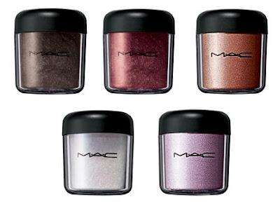MAC originals pigments