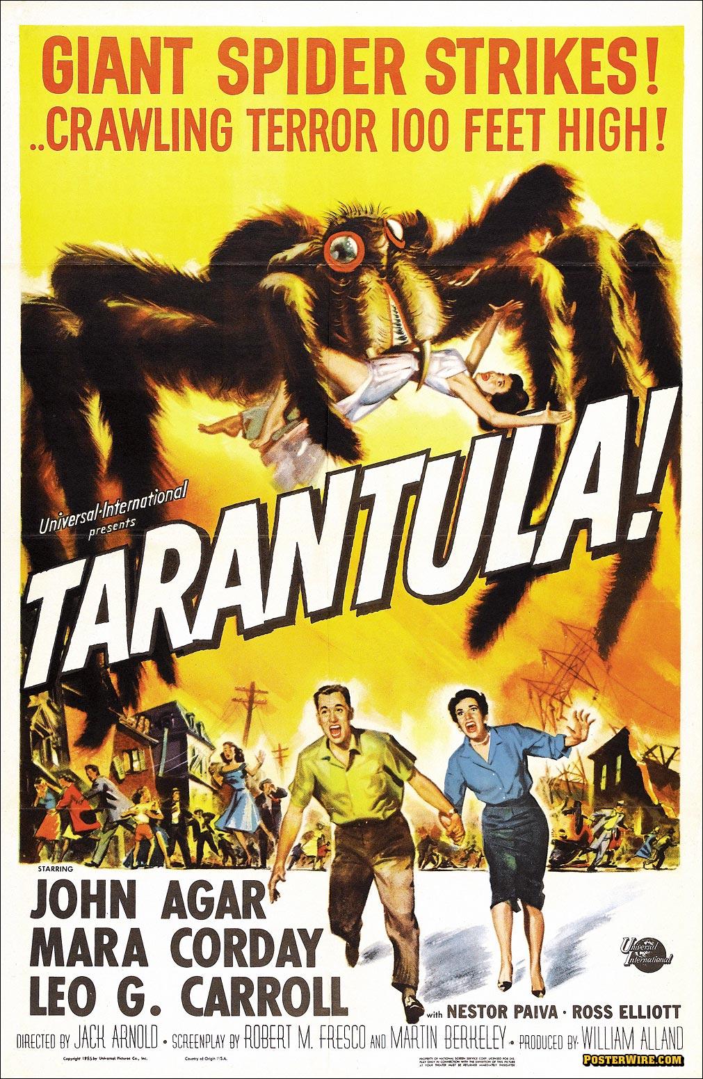 Tarantula movie